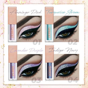 Lasting Liquid Glitter Eyeshadow