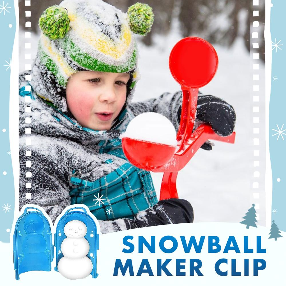 Adorable Snowball Maker