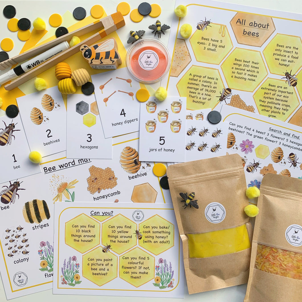 Buzzy Bee Complete Learners Pack