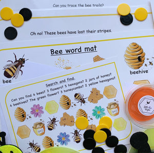 Buzzy Bee Dress-Up Learners Pack