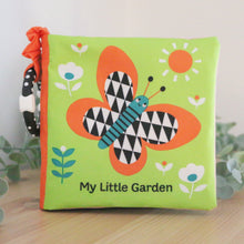 Load image into Gallery viewer, My Little Garden Cloth Book