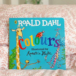 Roald Dahl Colours