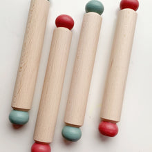 Load image into Gallery viewer, Wooden Rolling Pin