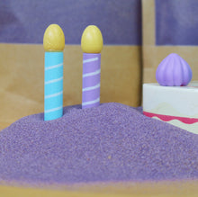 Load image into Gallery viewer, Purple Eco Play Sand