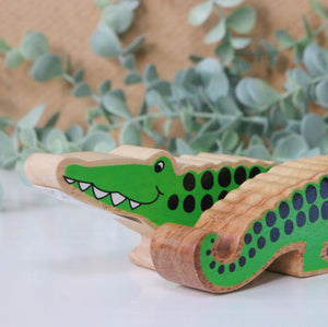 Natural Green Crocodile
