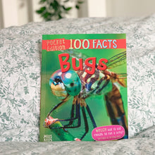 Load image into Gallery viewer, Bugs: 100 Facts