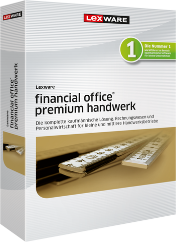 Lexware financial office premium handwerk