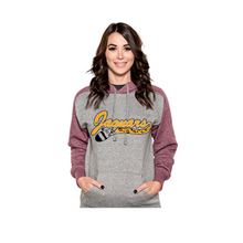 Load image into Gallery viewer, Félix-Ricard Two-tone Adult Hoodie