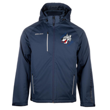 Load image into Gallery viewer, Sudbury Lady Wolves Bauer Heavy Weight Jacket