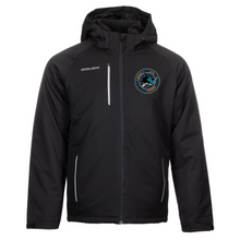 Load image into Gallery viewer, Nickel City Sharks Bauer Heavy Weight Jacket