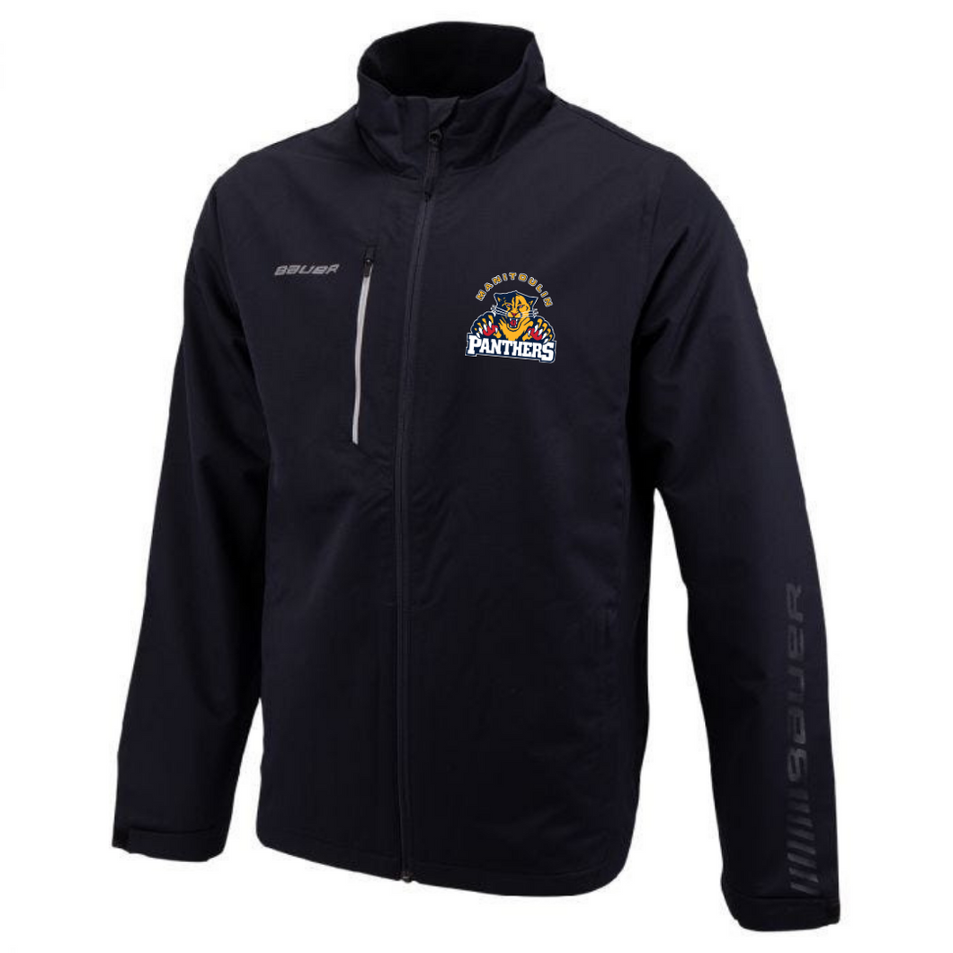 Manitoulin Panthers Bauer Lightweight Jacket