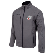 Load image into Gallery viewer, Sudbury Wolves Bauer Lightweight Jacket