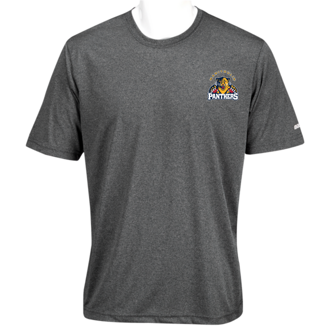 Manitoulin Panthers Bauer T-Shirt