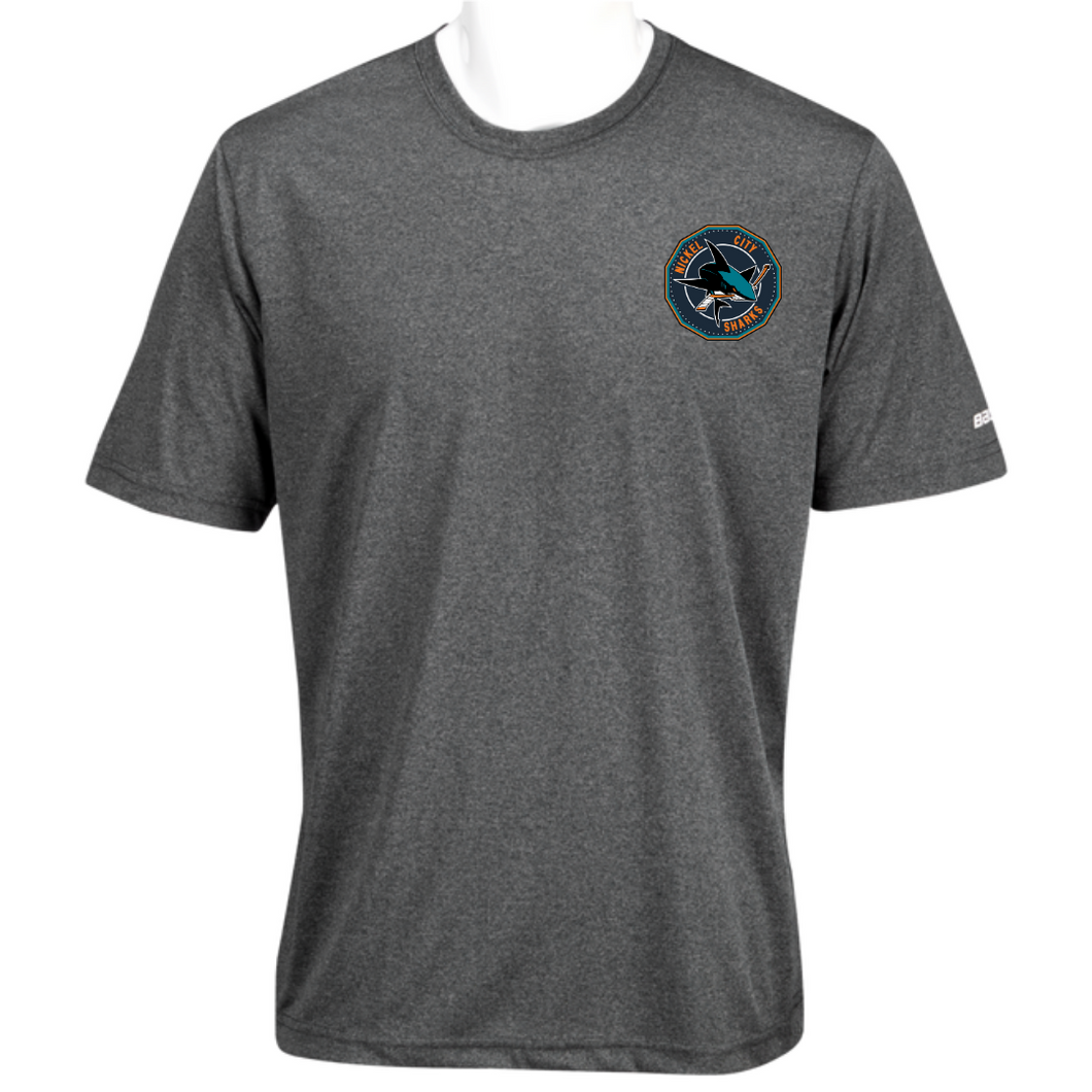 Nickel City Sharks Bauer T-Shirt