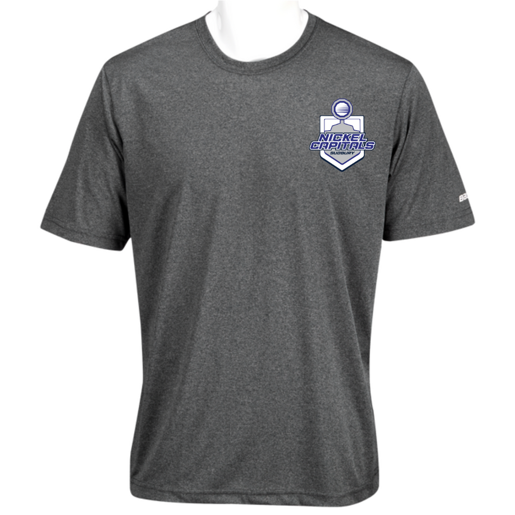 Sudbury Nickel Capitals Bauer T-Shirt