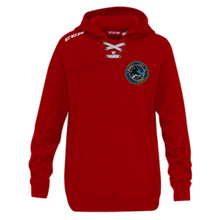 Load image into Gallery viewer, Nickel City Sharks CCM Fleece Hoodie
