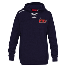 Load image into Gallery viewer, Copper Cliff Reds CCM Fleece Hoodie