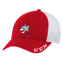 Load image into Gallery viewer, Sudbury Lady Wolves CCM Trucker Cap