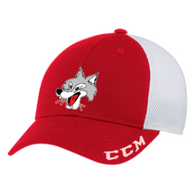Load image into Gallery viewer, Sudbury Wolves CCM Trucker Cap