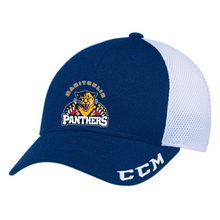Load image into Gallery viewer, Manitoulin Panthers CCM Trucker Cap