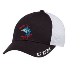 Load image into Gallery viewer, Onaping Falls Huskies CCM Trucker Cap