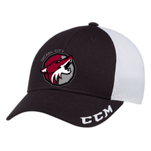 Load image into Gallery viewer, Nickel City Coyotes CCM Trucker Cap