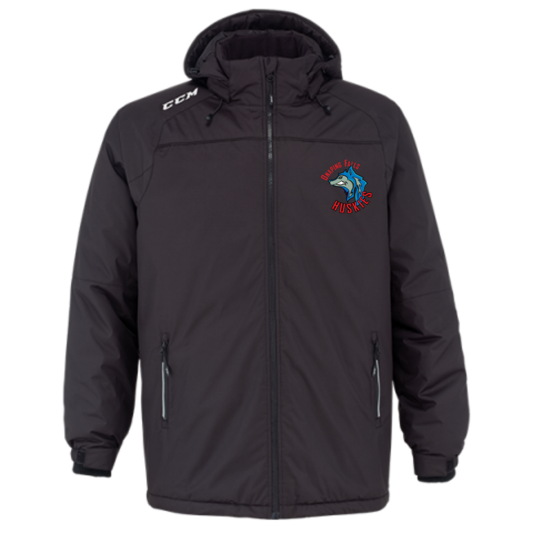 Onaping Falls Huskies CCM Winter Jacket