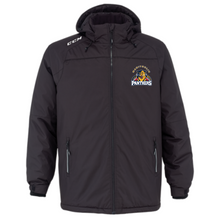 Load image into Gallery viewer, Manitoulin Panthers CCM Winter Jacket