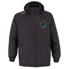 Load image into Gallery viewer, Nickel City Sharks CCM Winter Jacket