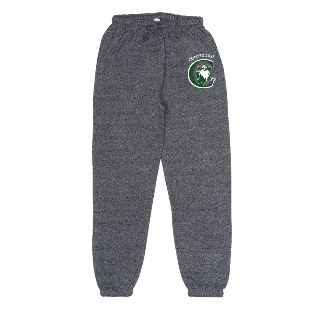 Confederation Charger's Adult Classic Jogger Pants