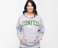 Load image into Gallery viewer, Confederation Charger's Adult Hoodie