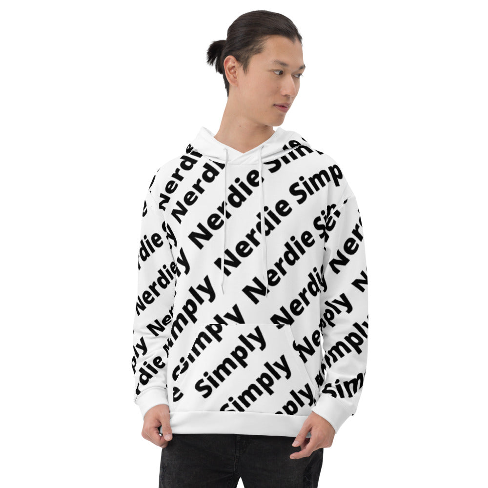 SN all-over Hoodie