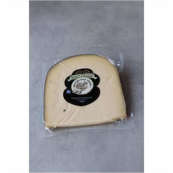 Mountainoak Black Truffle Gouda - bushel & peck