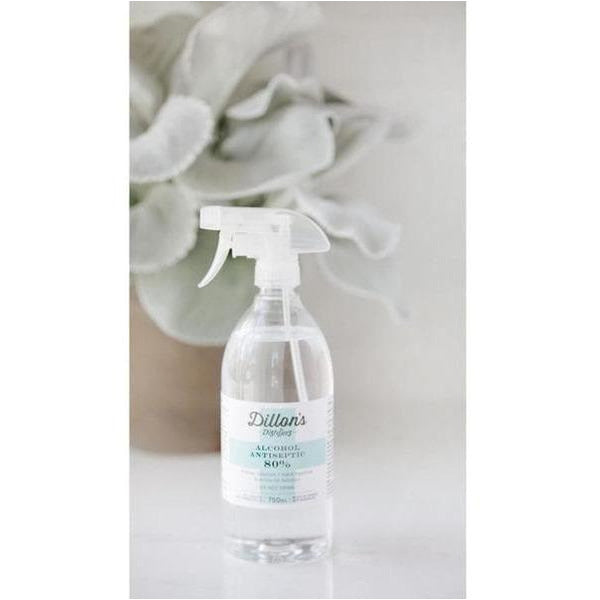 Sanitizer – 750mL – Spray Bottle - bushel & peck