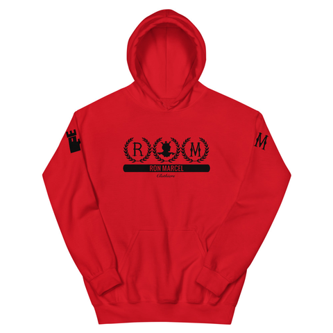Men's Treaty Rings Hoodie