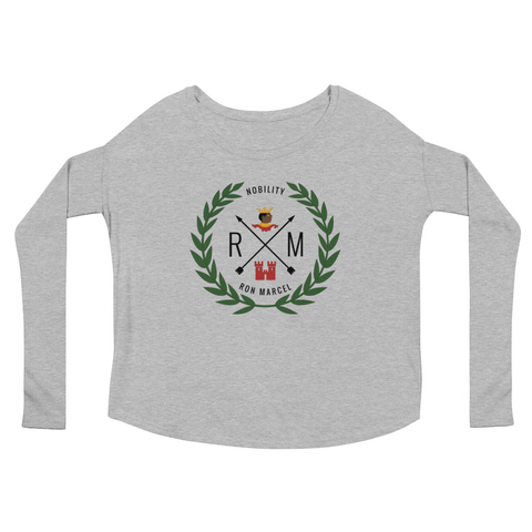 Women's Long Sleeve Treaty Collection Tee