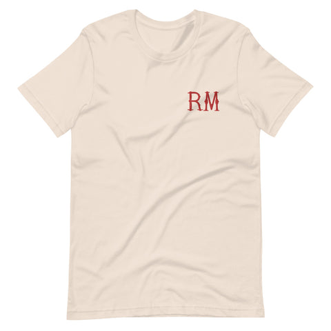 Men's RM Leisure Embroidered Tee