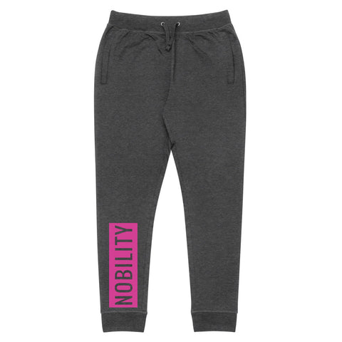 Women's Skinny Joggers [Pink]