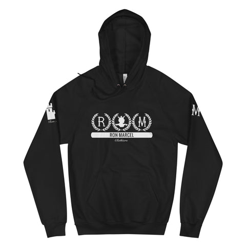 Men's Treaty Rings Fleece Hoodie