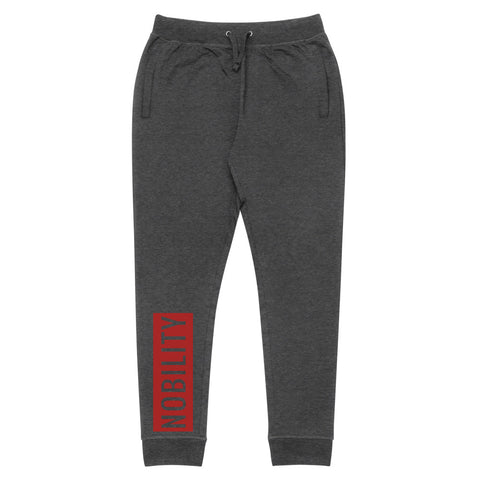 Men's Skinny Joggers [Red]