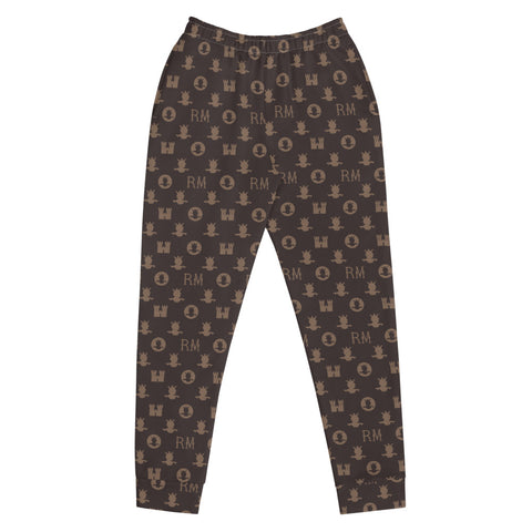 Women's RM Joggers [Brown]