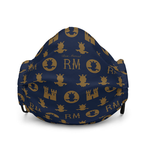 RM Face Mask [Navy]