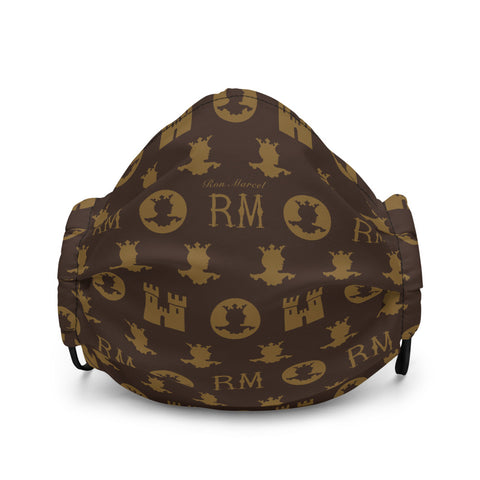 RM Face Mask [Brown]