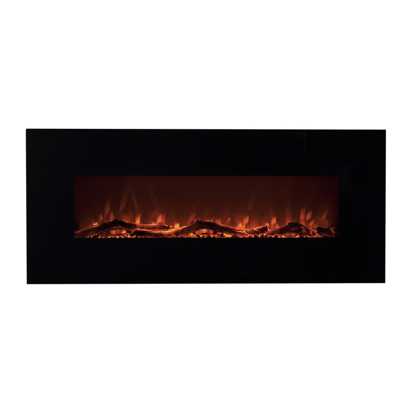 50 inch electric fireplace