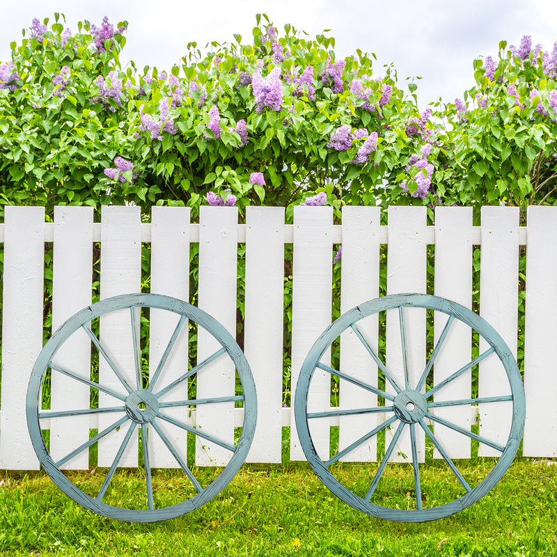 wooden wagon wheels for sale