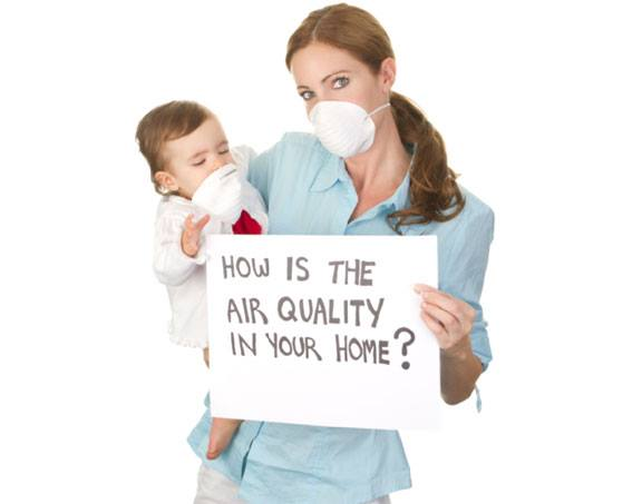 Indoor Air Quality - Health Effects as a Result of Exposure to Pollutants