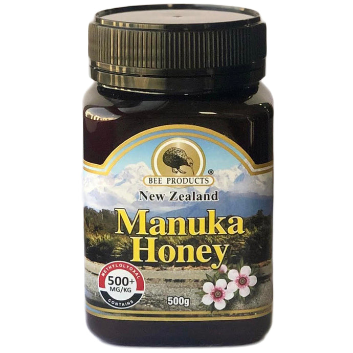 Manuka Honey MG500+ (500g)