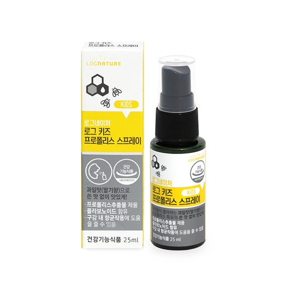 Log kids Propolis spray
