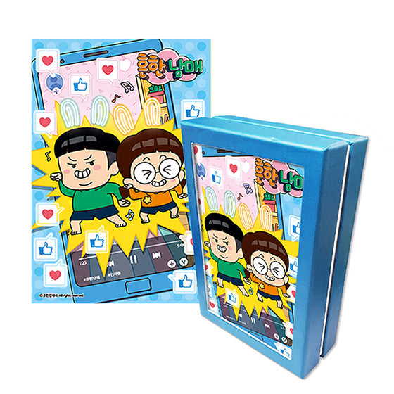 Common siblings Frame Puzzle 108pcs Self video