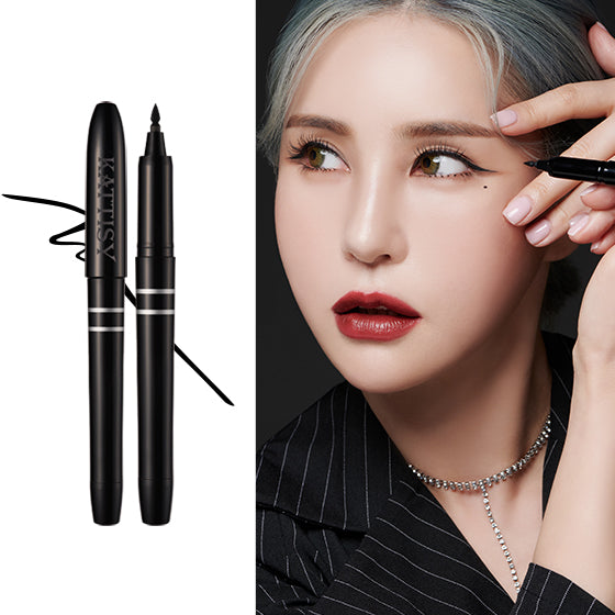 Cat's Black Arrow Eyeliner